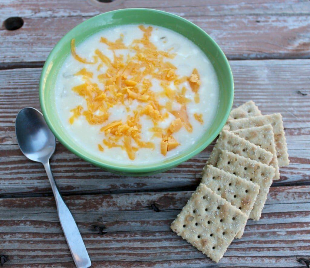 Crockpot Potato Soupby Chic N Savvy Reviews