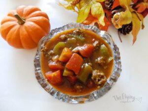 Hearty Pumpkin Chili