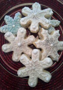 Old Fashion Sour Cream Sugar Cookies