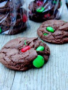 Christmas Cookie Exchange Recipes Double Chocolate Cookie recipe