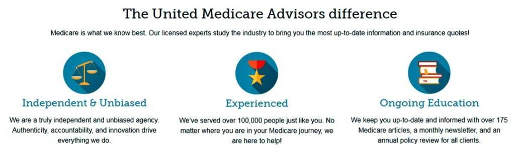 United Medicare Advisors unbiased