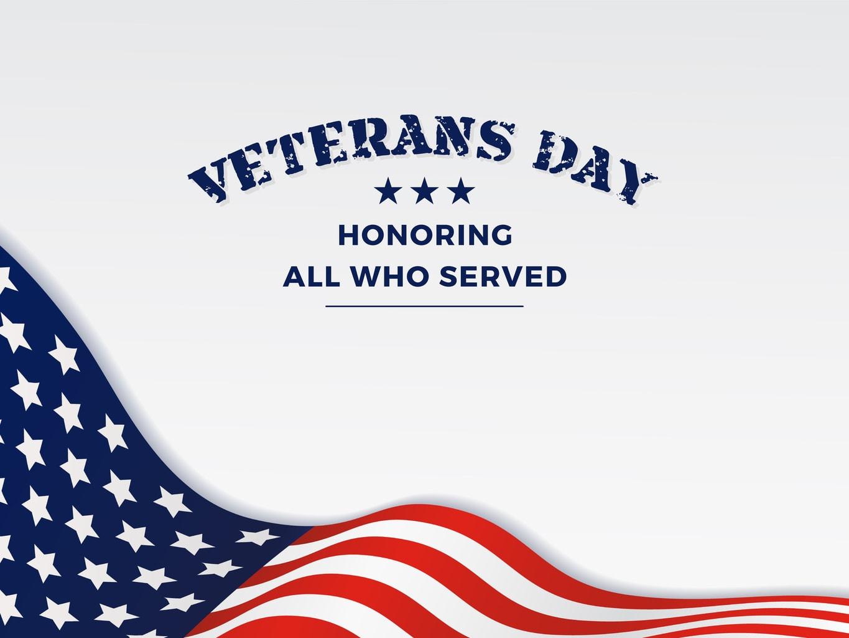 Veterans day deals 2018