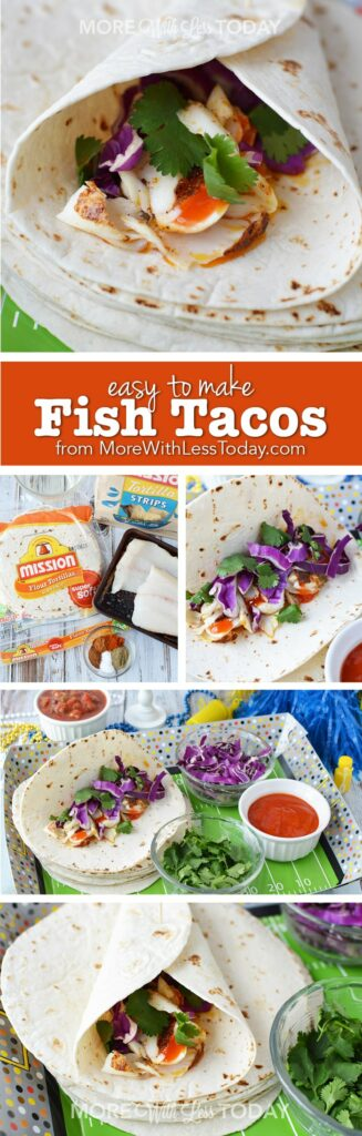 step by step fish tacos recipe