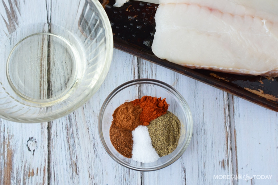 spices for fish taco recipe