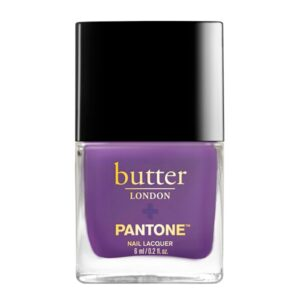 butter nail polish Pantone color