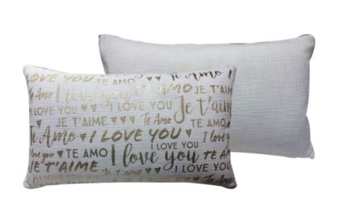 Love Throw Pillows from Target.com