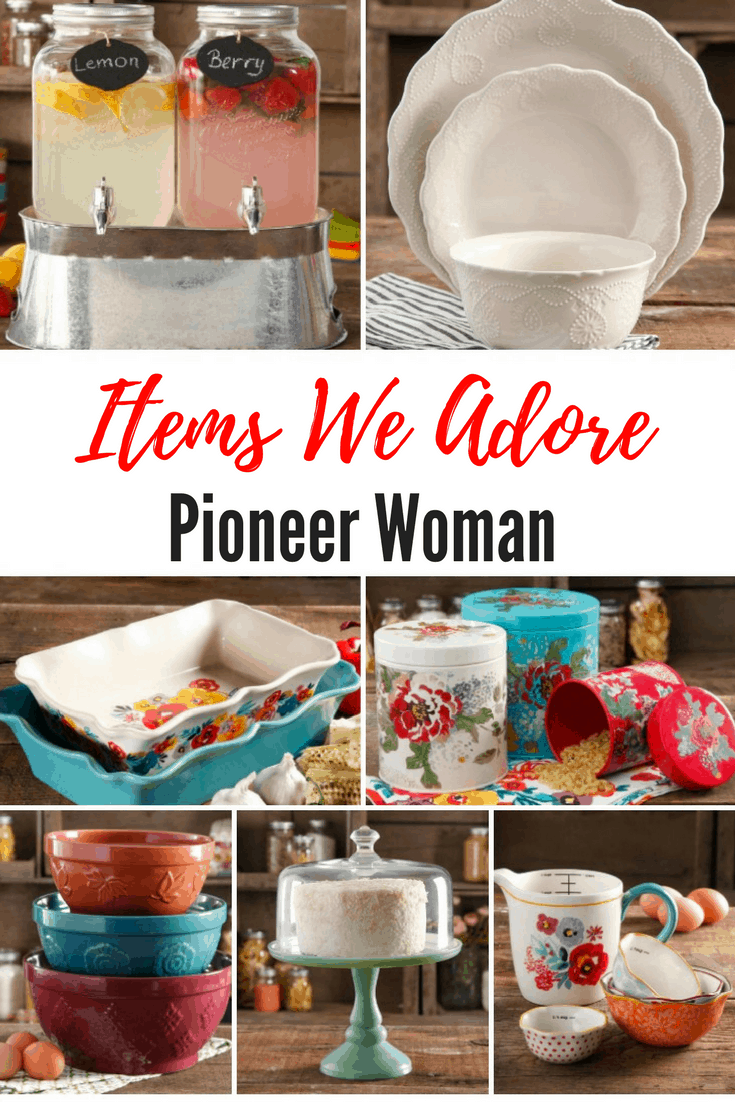 The Pioneer Woman Items We Adore At Walmart For The Kitchen And More