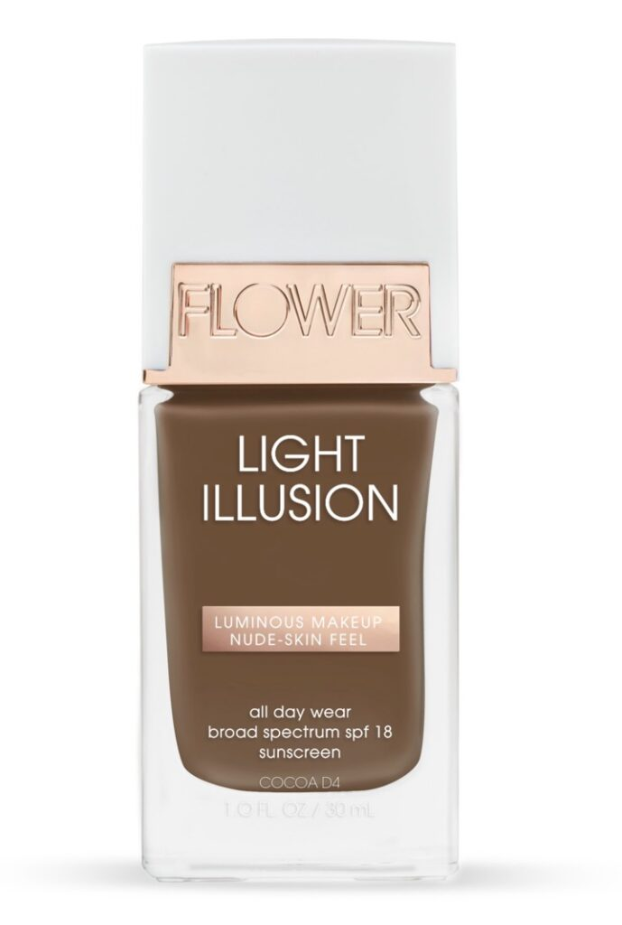 FLOWER Beauty Light Illusion Foundation