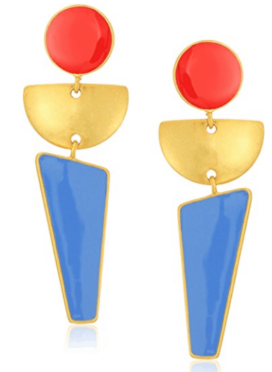 Dear Drew by Drew Barrymore Chelsea Drop Earrings