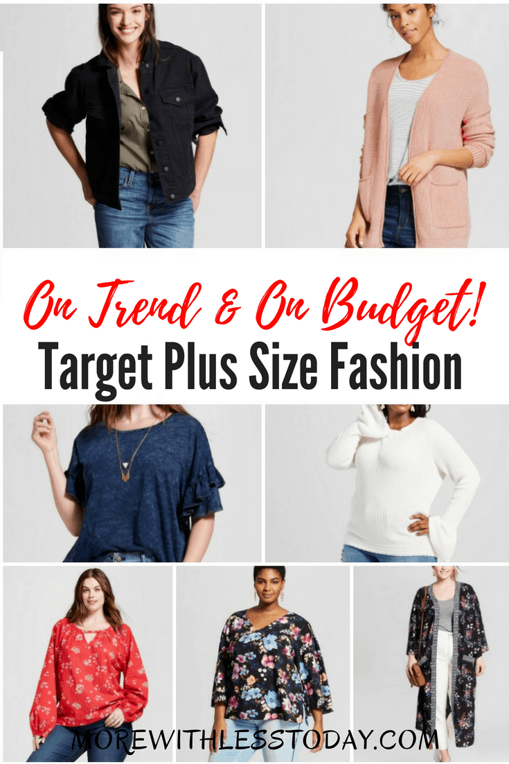 This new, fab Target Plus Size Fashion is on trend and on budget. With several new designers for curvy girls, you can find fashionable wardrobe staples you will wear over and over.