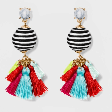 cca2642e7341f Sugarfix by Baublebar New at Target - More Affordable Statement Earrings