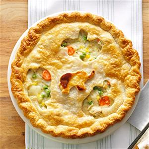 Chicken Pot Pie – Taste of Home recipes