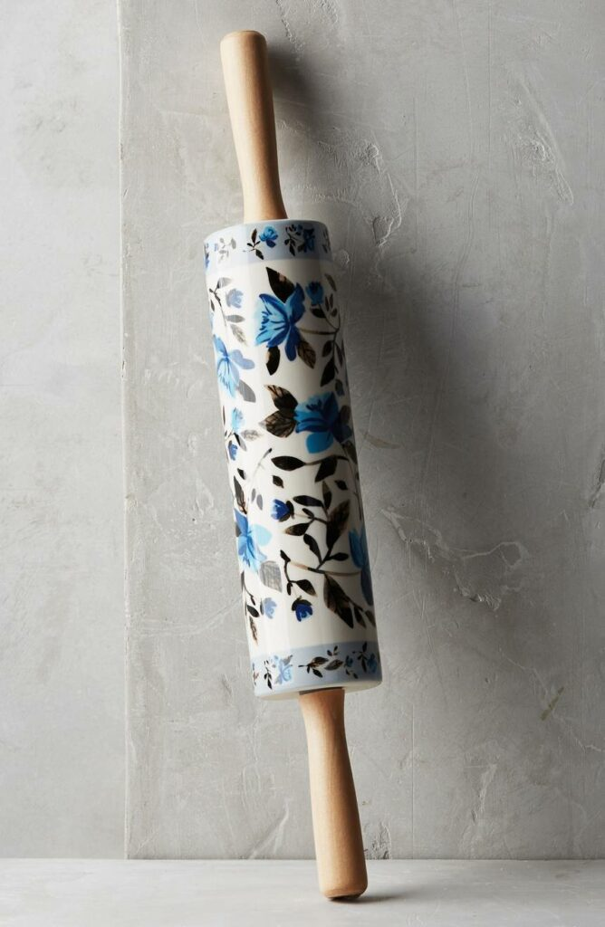 Petalpress Rolling Pin Anthropologie Home at Nordstrom
