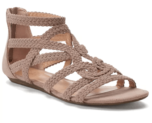 LC Lauren Conrad Baneberry Women's Sandals Kohl's
