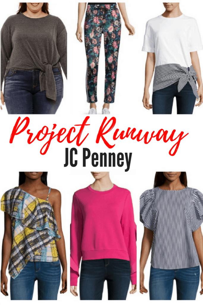 Find the Project Runway Collection at JC Penney - Trendy, Stylish and Affordable Fashion available in over 500 JC Penney stores and online. If you are a Project Runway fan, you will enjoy seeing this collaboration with up and coming designers from the show.