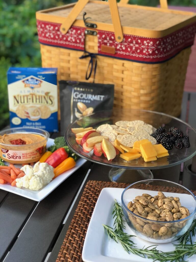 Easy Entertaining Tips for Summer Get-Togethers When you think about a summer get-together, it's the time for relaxed, informal entertaining outdoors. We look for summer snack ideas that are easy, tasty and portable. Read on to see how you can Upgrade Your Summer at Walmart.