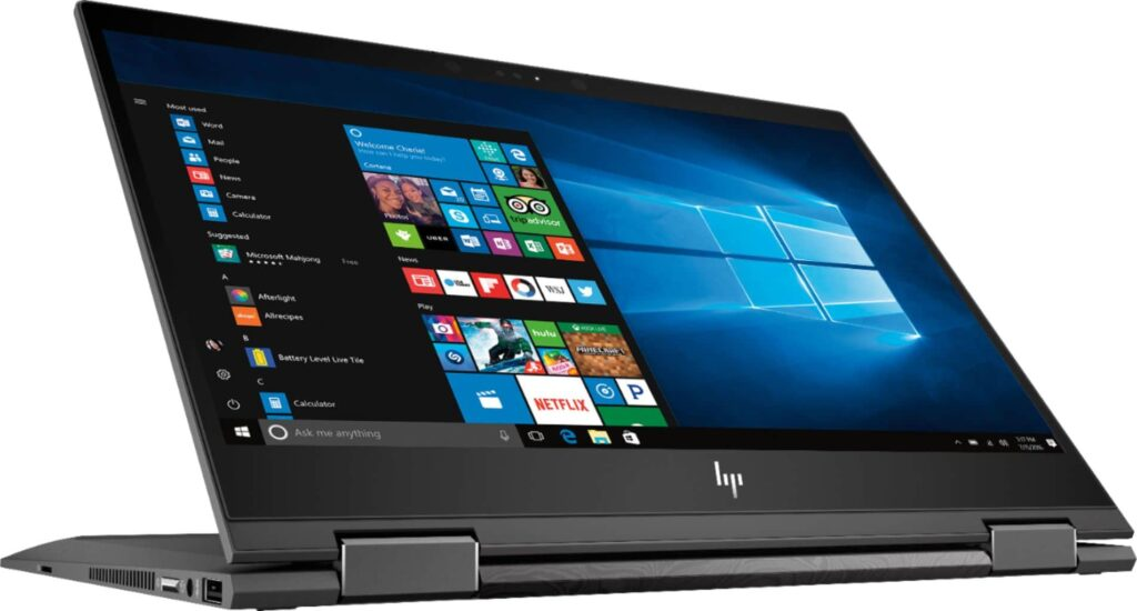 HP Envy laptop at Best Buy