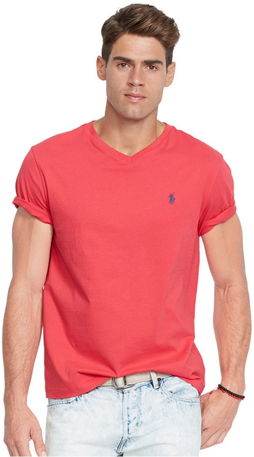 Polo Ralph Lauren V-Neck T-Shirt