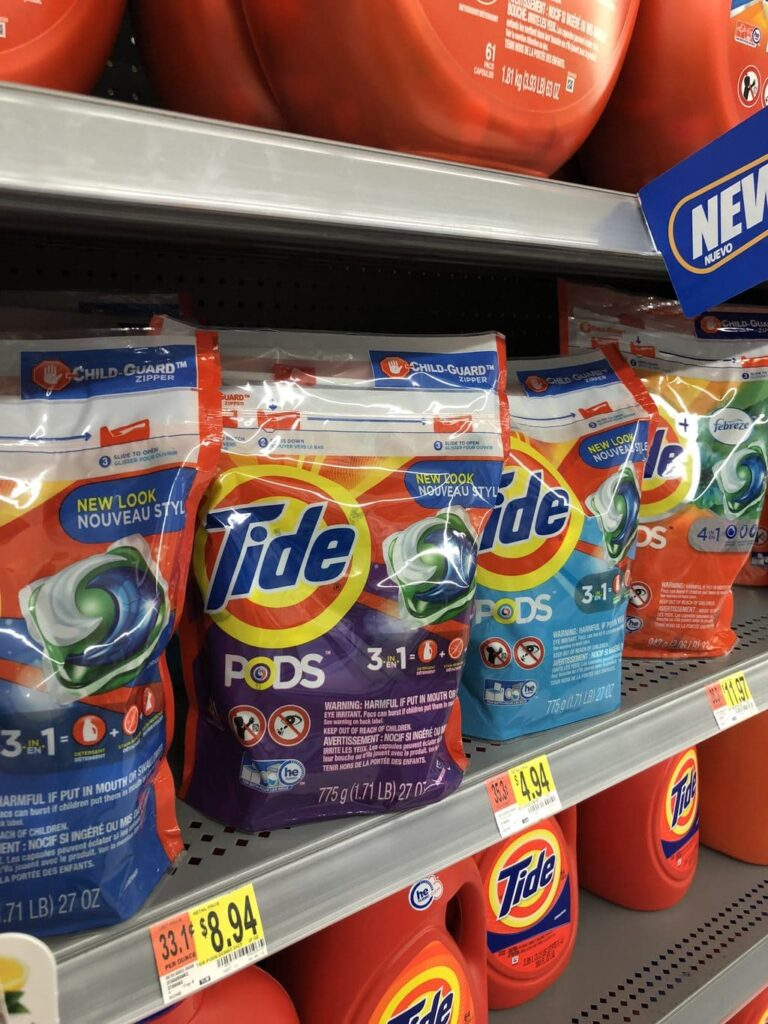 Rare Coupon To Save This Week On Tide Pods Stock Up Time More With Less Today