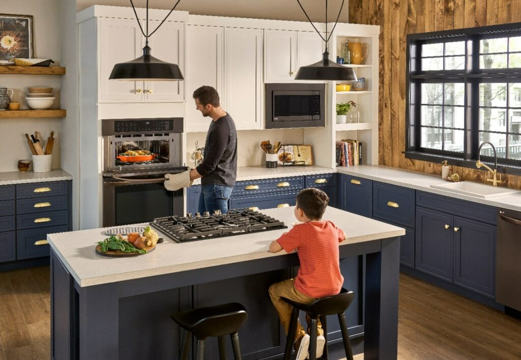 photo of LG Combination Double Wall Oven available at Best Buy