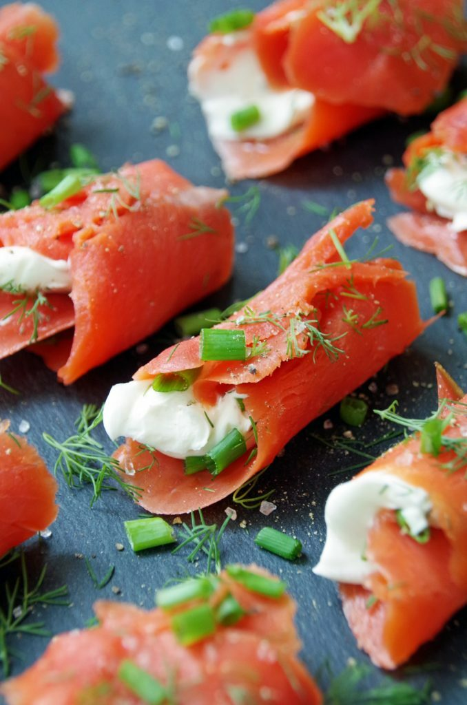 Easy Smoked Salmon Appetizer by Suburbia Unwrapped