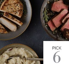 photo of pick 6 offer from Omaha Steaks
