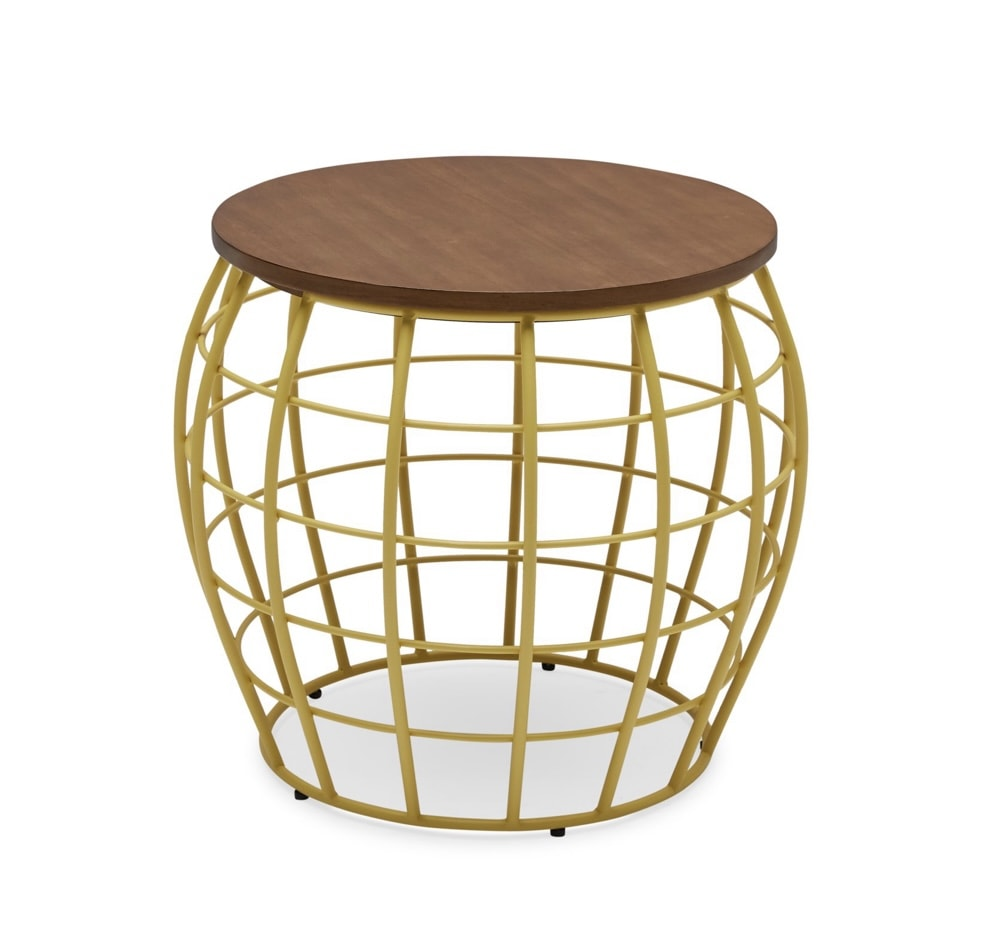 Wire End Table by Drew Barrymore Flower Home