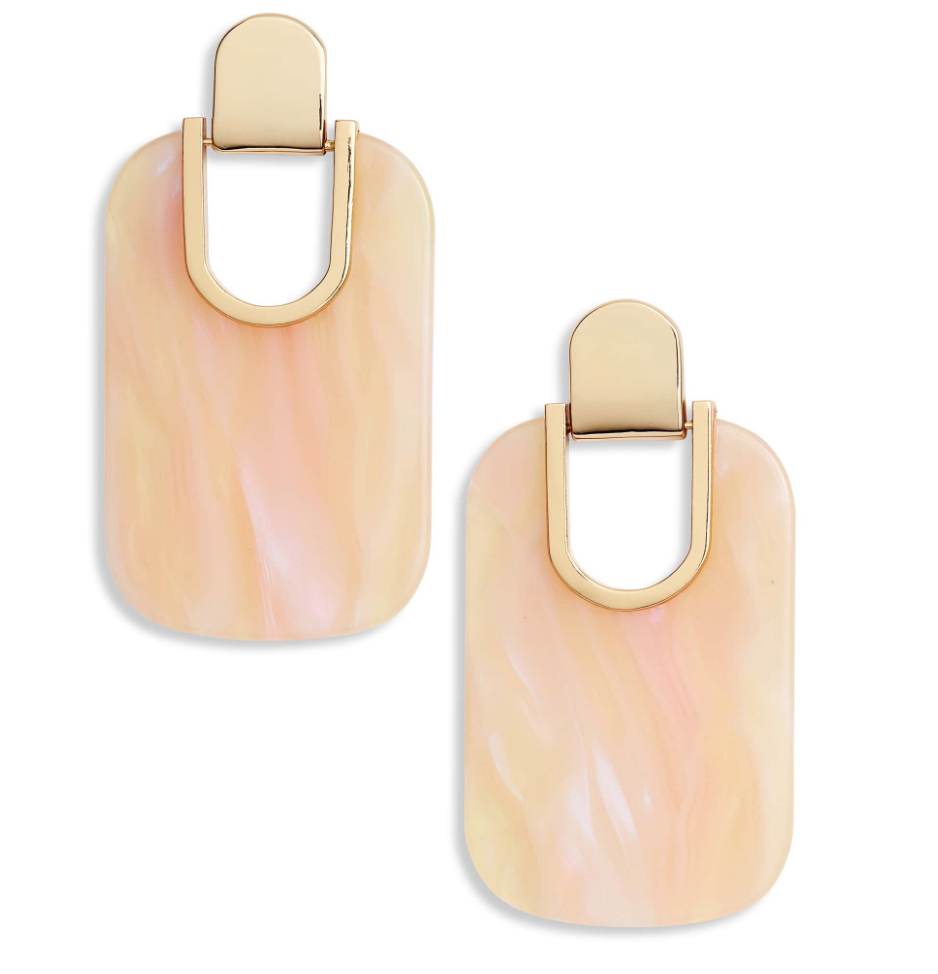 statement earrings KATE SPADE NEW YORK