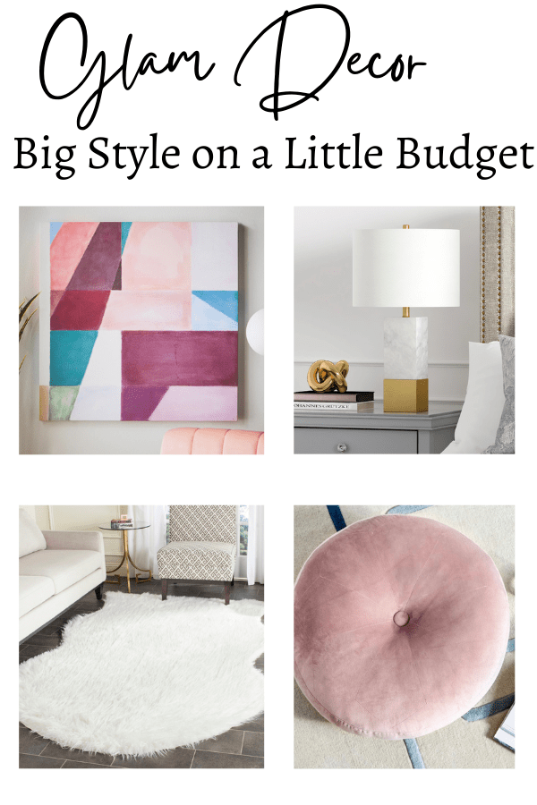 Glam Decor images of stylish products that are affordable