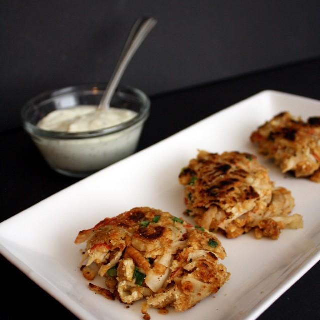 20 Minute Crab Cakes Recipe by Rae Gun Ramblings