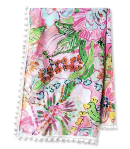 Women's Nosey Posie Scarf - Lilly Pulitzer for Target Collection