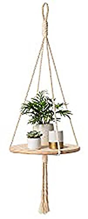 Indoor Macrame Plant Hanger