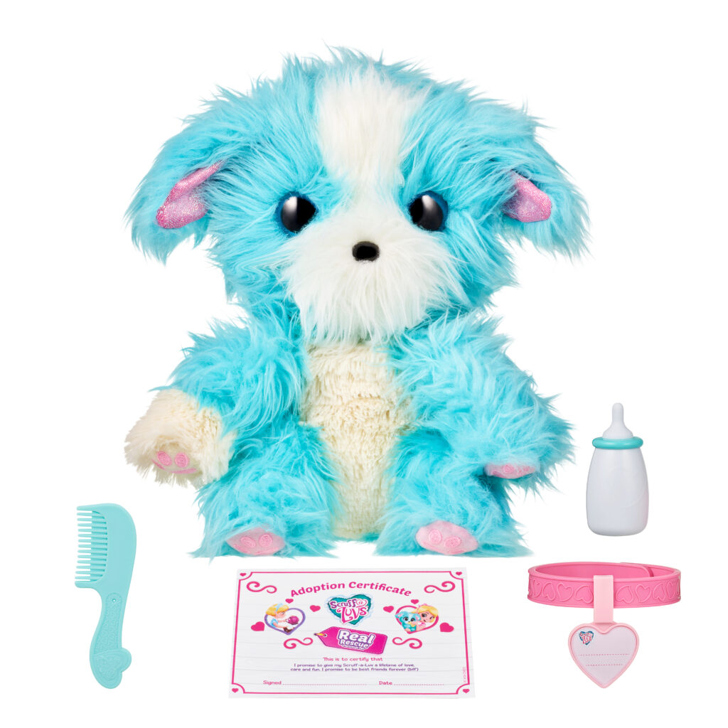 Little Live Scruff-a-Luvs Plush Mystery Electronic Real Rescue Pet