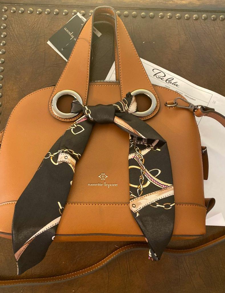 Nanette Lepore handbag from Ruelala