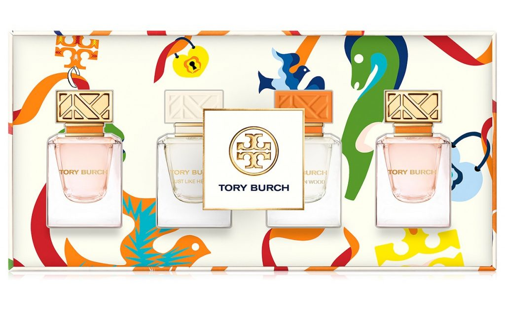 Tory Burch 4-Pc. Deluxe Mini Gift Set at Macy's