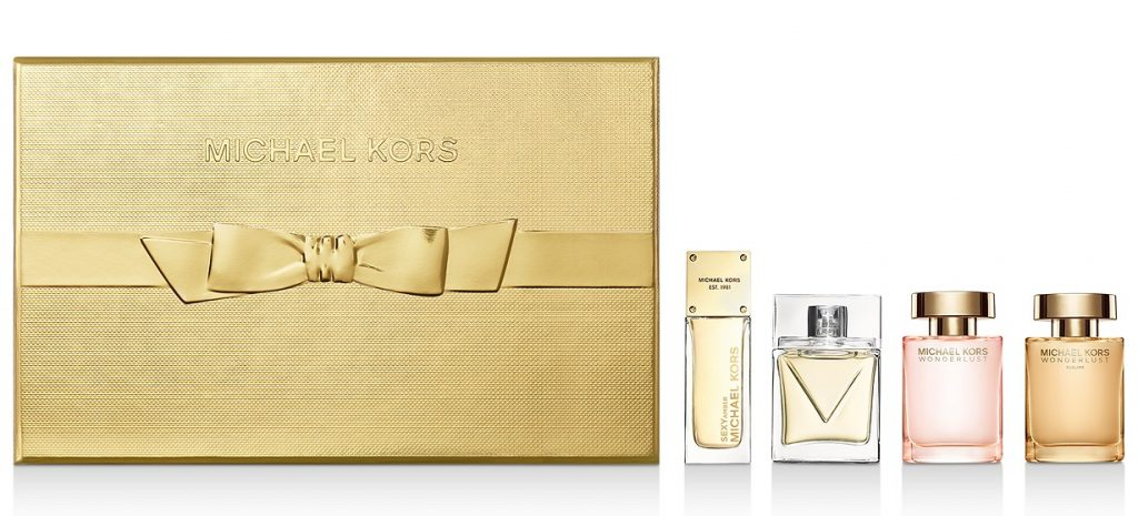Michael Kors 4-Pc. Eau de Parfum Gift Set at Macy's
