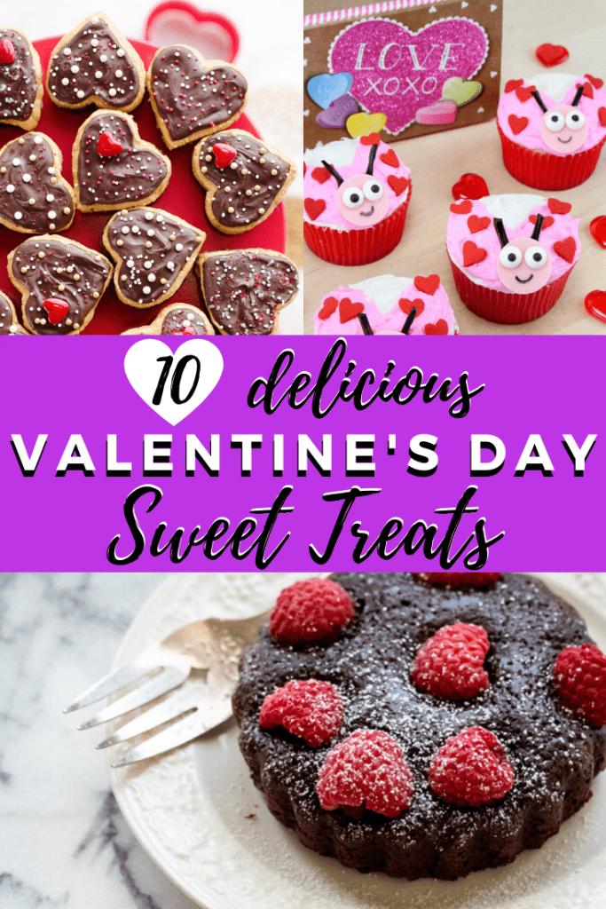 Valentine's Day Baking dessert roundup
