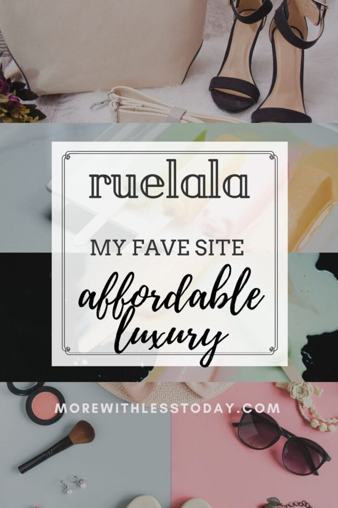 ruelala photo of affordable luxury