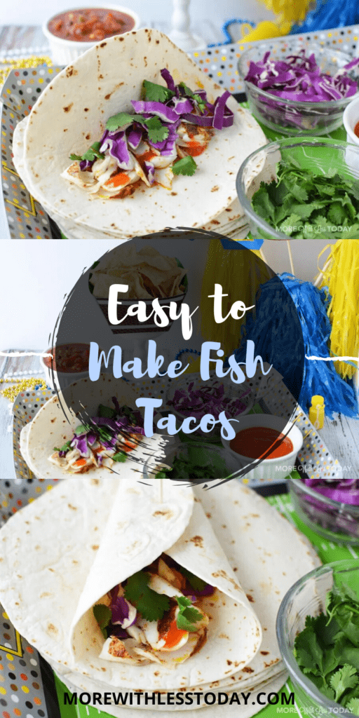 photos for step by step fish taco recipe