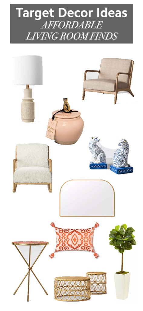 Target Living Room Decor Inspo