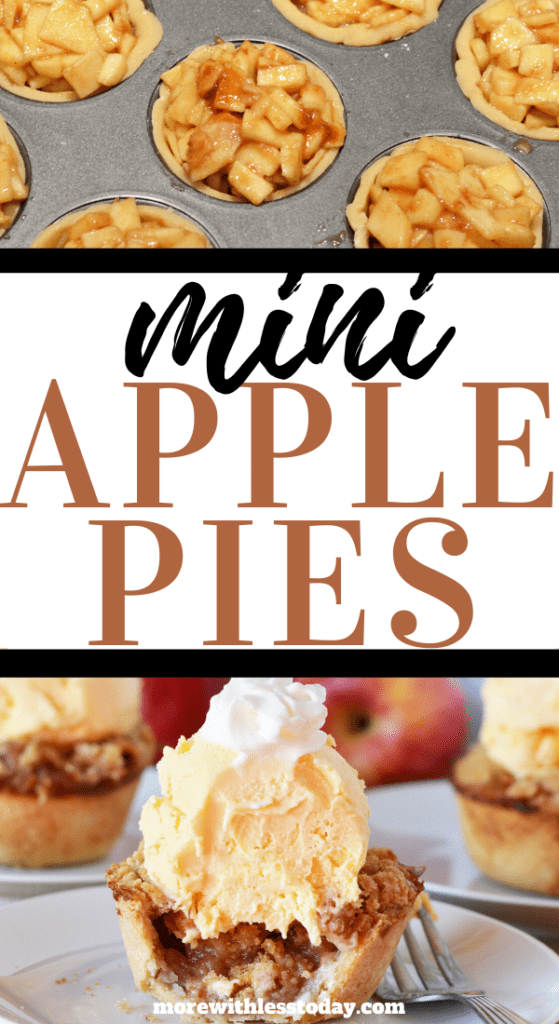 mini apple pies easy steps and photos