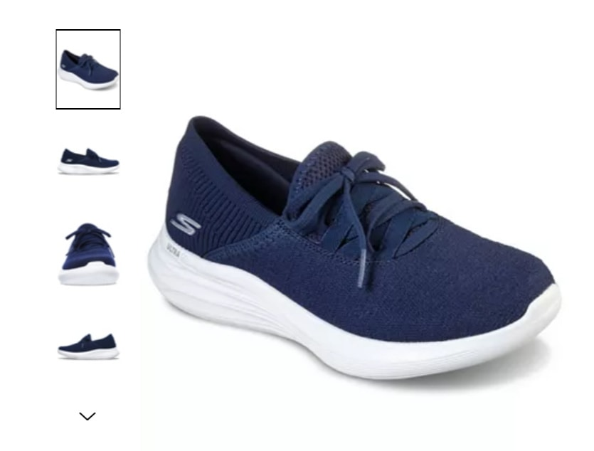 Women's You Wave - Control Walking Sneakers from Finish Line Macy's summer sale