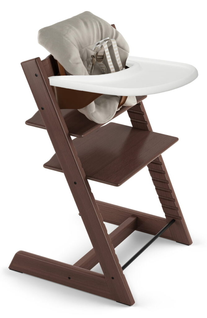 Tripp Trapp® Chair, Baby Set, Cushion & Tray Set