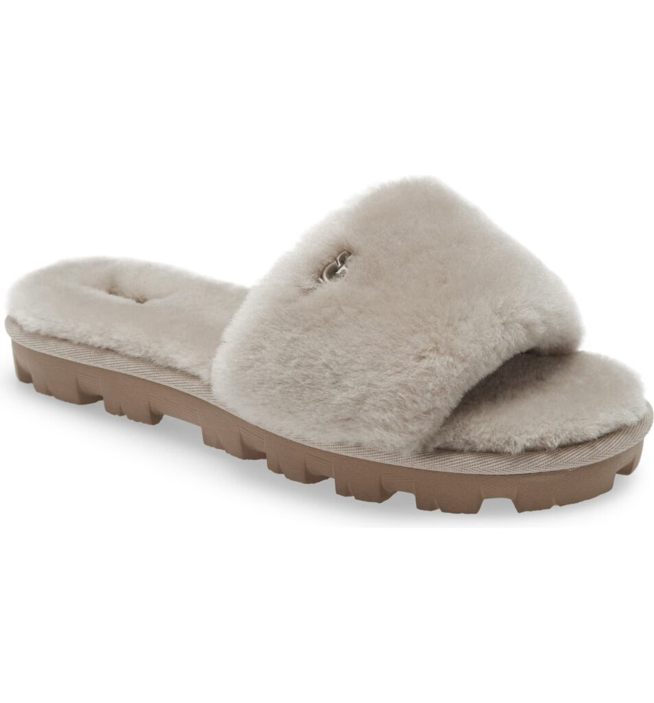 Ugg Cozette Genuine Shearling Slipper Nordstrom Anniversary Sale