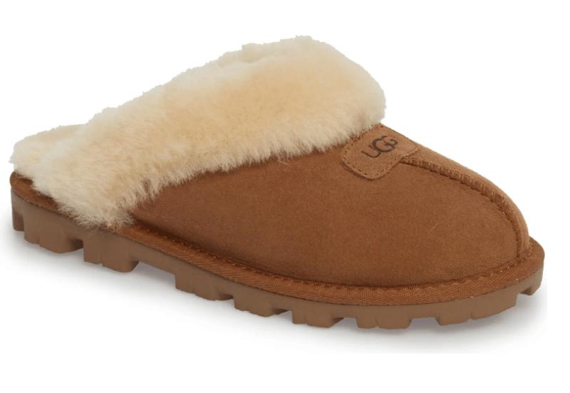 UGG® Genuine Shearling Slipper