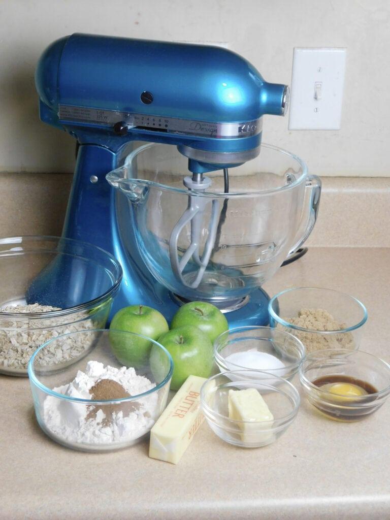 ready to make Apple Oatmeal Cookies