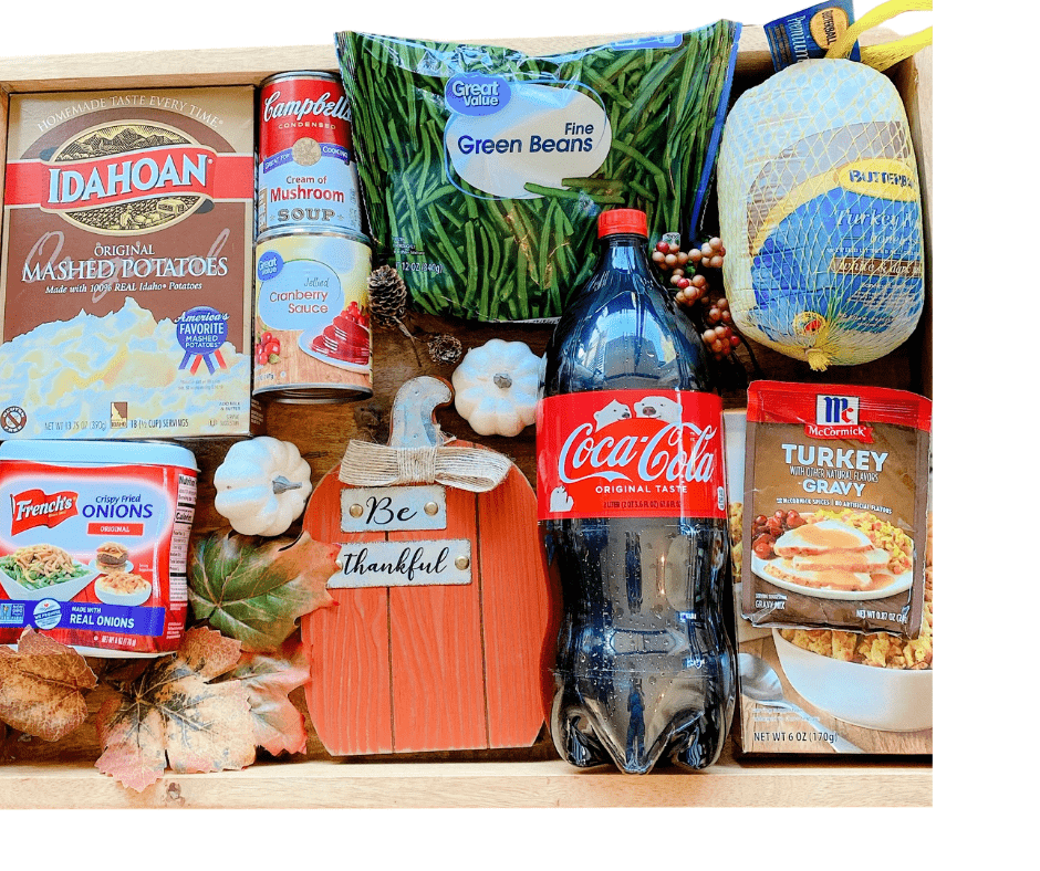 free Thanksgiving dinner with Ibotta cash back eligible items