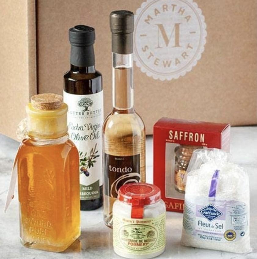 Martha Stewart Artisan Essentials Assortment Gift Box - The Ultimate Collection Of Kitchen Essentials