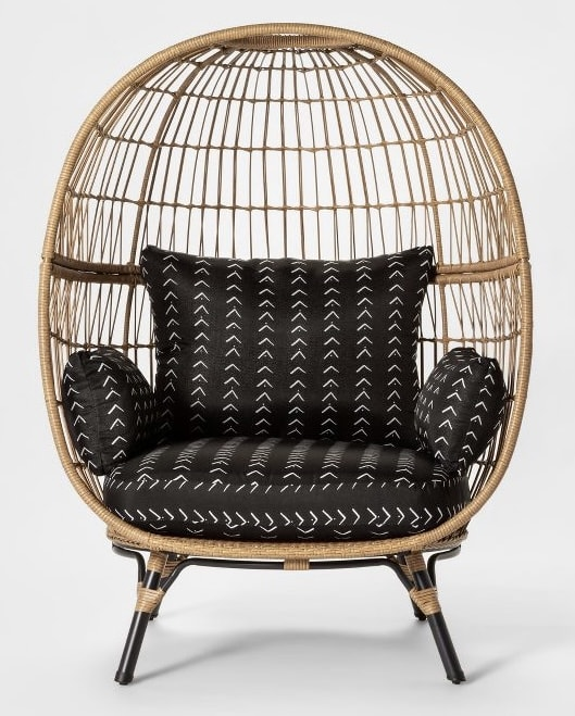 Southport Patio Egg Chair - Opalhouse™ for a Target patio refresh