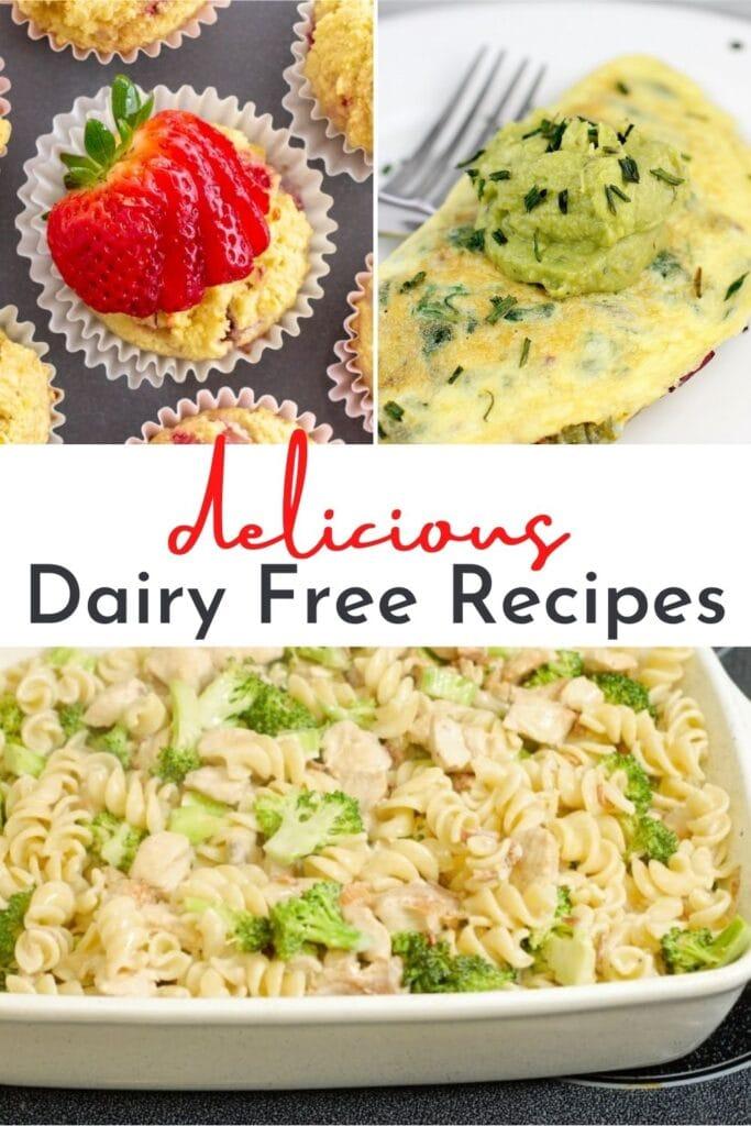 Dairy-free recipe photos